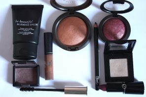 Mon make-up nude